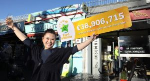 Breaking news :This is the shop that sold the €38.9m Euromillions ticket