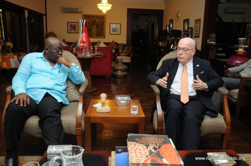 "Akufo-Addo summons US ambassador over ""shithole"" comment"