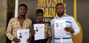 16 year old Ghanaian dancehall musician Dhat Gyal signed by international label 5K Productions for 5
