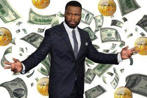 How 50 Cent accidentally made millions through bitcoin