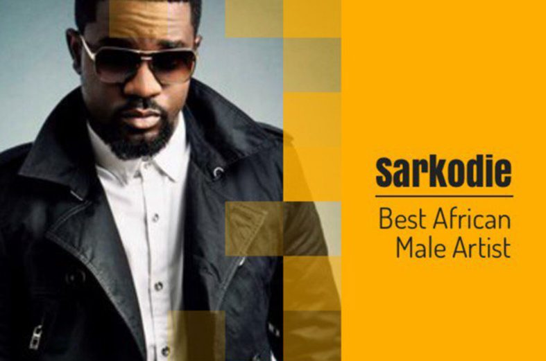 Sarkodie is nominated for another award
