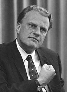 Breaking News: Popular US evangelist Rev Billy Graham