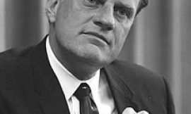 Breaking News: Popular US evangelist Rev Billy Graham