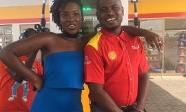 Ebony's father exposes Abeiku Santana