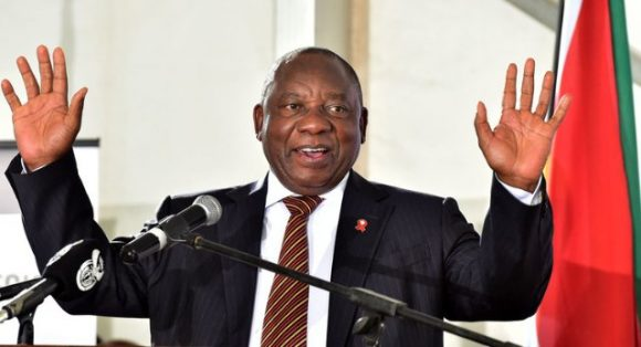 Top Secret About Ramaphosa, President of South Africa.