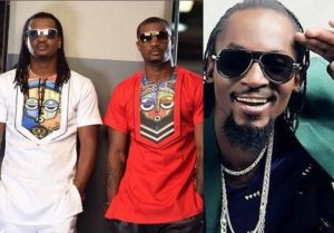 Paul and Peter Okoye unite to pay tribute to Ugandan singer