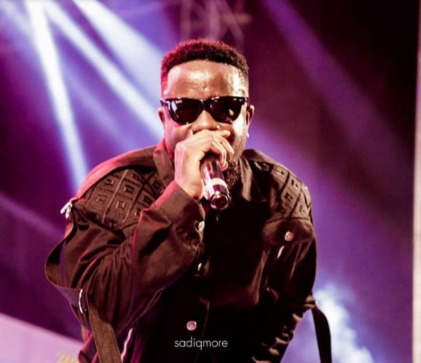 I am not a illuminati – Sarkodie