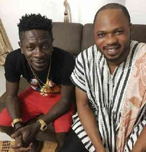 "Shatta Wale's Spiritual Father ""Slap"" Fake Prophets"