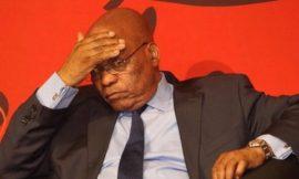 S.A. Prez Zuma: Gupta family home raided by police