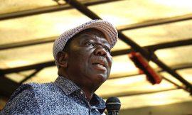 Breaking: Zimbabwe opposition leader Morgan Tsvangirai dies