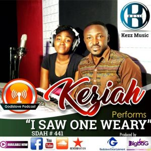 Watch Video: Kezz Music heals the weary