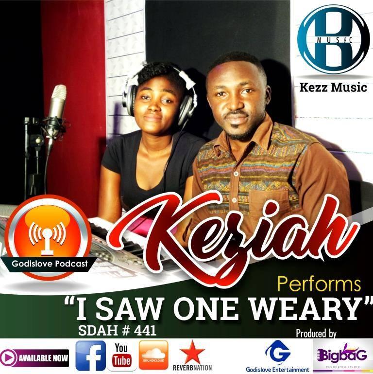 Watch Video: Kezz Music heals the weary