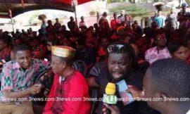 PHOTOS: Awurama Badu laid to rest