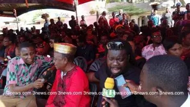 PHOTOS: Awurama Badu laid to rest