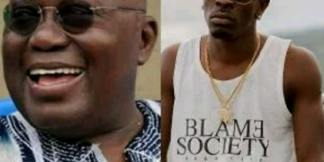 My life is in danger – Shatta Wale tells Akufo-Addo
