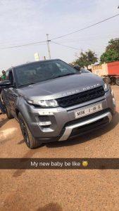 PHOTOS: AMG Medikal Outdoors His New Range Rover