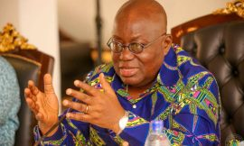 "We Are Building A Resilient Economy In Ghana"" – Prez Akufo-Addo"