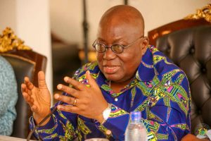 PRESIDENT AKUFO-ADDO DONATES NOVEMBER SALARY TO KORLE-BU ACCIDENT CENTRE AND BURNS UNIT FUND*