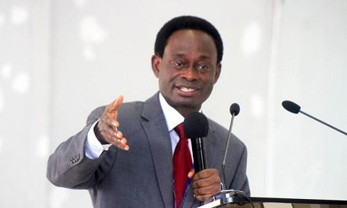Apostle Onyinah cautions Ghanaians against homosexuality & lesbianism