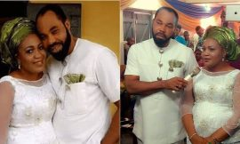 Sad News : Nollywood actor, Moses Armstrong Loses Wife in a fatal auto crash