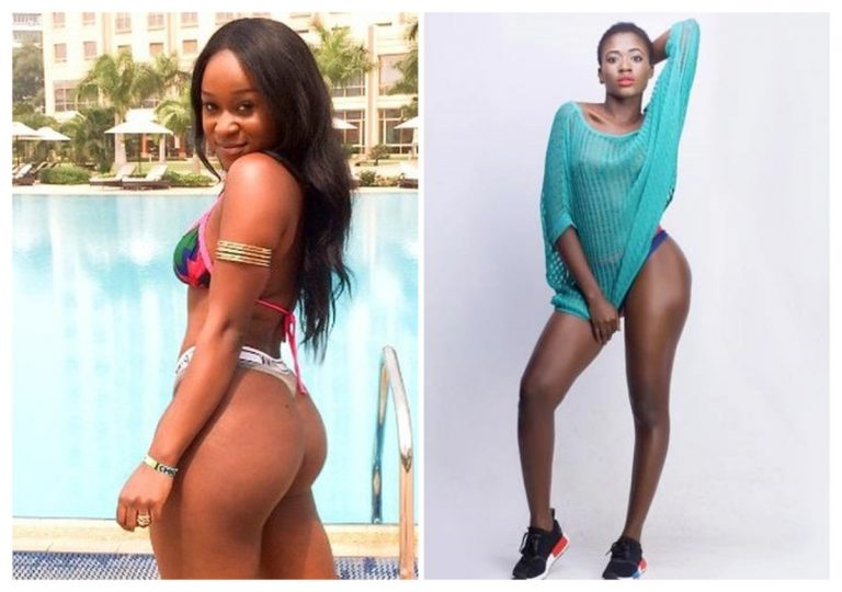 PHOTOS: 'Grow Up, Don't Just Grow Old' – Fella Makafui Finally Replies Efia Odo