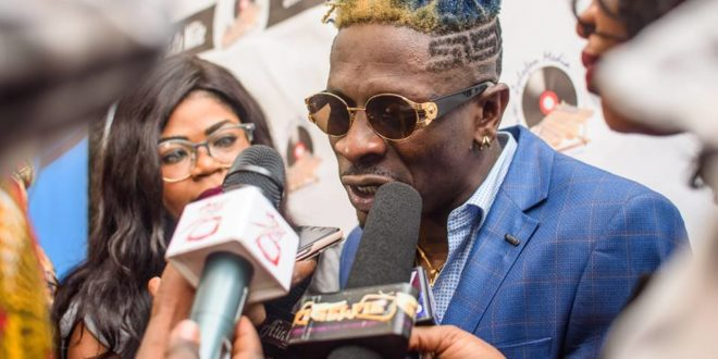 Shatta wale finally reacts to Stonebwoy warning shots