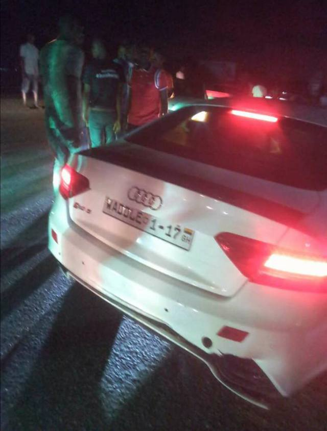 Photos: Criss Waddle involved in an accident on his birthday