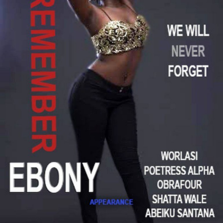 Hammer Drops Stirring Ebony Tribute 'Remember Ebony' Featuring Shatta Wale, Worlasi, Abeiku Santana, Obrafour Plus More [LISTEN]