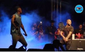 Keche takes fans down memory lane with 'Pressure' at Ebony's Tribute Concert