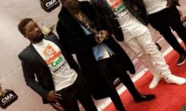 Shatta Wale honoured at 2018 IRAWMA