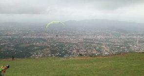 2018 Kwahu Easter paragliding festival kicks off