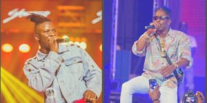 I'm The Baddest, Shatta Wale Is A Small Boy, He Knows I'm Better Than Him Musically and Lyrically'-Stonebwoy Brags