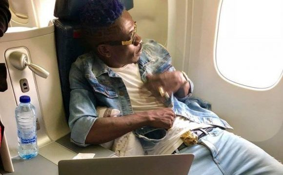 VIDEO: Shatta Wale Lands in Chicago for 2018 IRAWMA