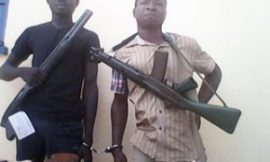 Armed Robbers attack 3 houses in Koforidua