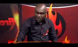 Countryman Songo Stopped on set from continuing 'Fire for Fire' Show