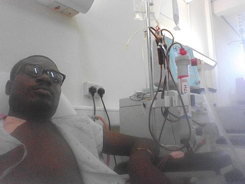 TV3's Thomas Cann Needs Ghc100,000 to Live