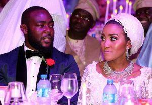PHOTOS: Dangote's daughter's wedding: Akufo-Addo, Bill Gates were present