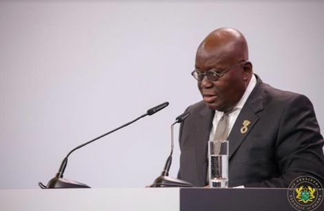 Working For Ghana's Prosperity Is On My Heart – Akufo-Addo