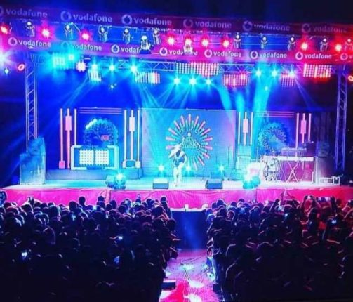 REMINDER: Vodafone Ghana Music Awards On Saturday