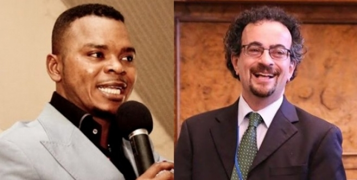 former UK High Commissioner Jon Benjamin Mocks Bishop Obinim