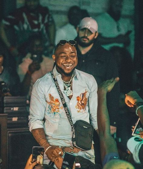 Davido reveals how much he needs to have his life set