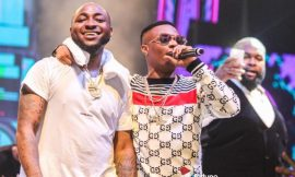 """I Personally Invited Davido To My Show Last Year"" – Wizkid Reveals"