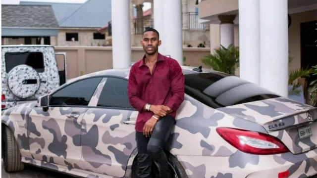( Photos ) Ibrah One Mocks Nana Appiah Mensah Again Over Menzgold-SEC Brouhaha