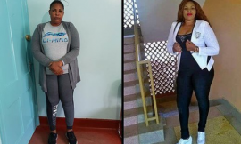 Nairobi's Most Wanted Gangster Queen Arrested