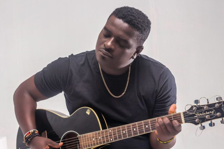 Kumi Guitar On Admission At An Undisclosed Hospital