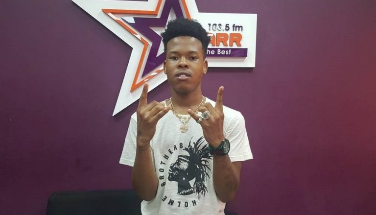 Wizkid Ignores Sarkodie, Says South African Nasty C Is The Best African Rapper (+ Screenshot)