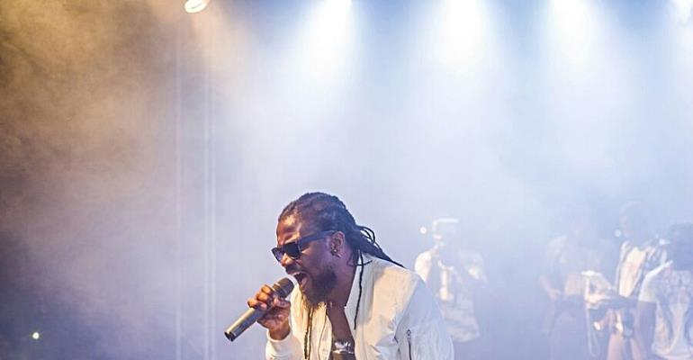 Samini Pulls Over 700 Audience At UNTAMED Launch In USA