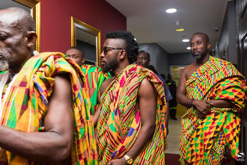 """Photos From Bisa Kdei's Third Album """"High-Life Konnect"""" Launch"""