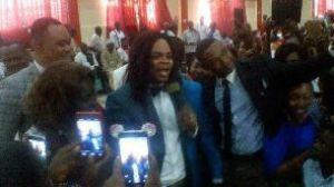 Angel Obinim Wears Women Wig To Trait Jesus