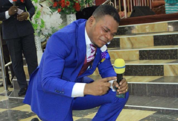 Bishop Obinim Releases New Rolls Royce